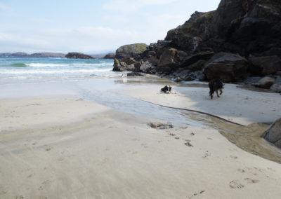Mangurstadh beach