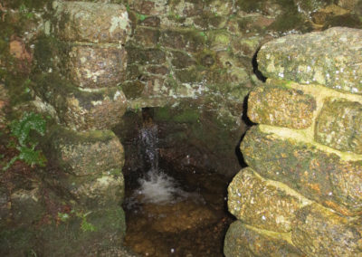 Baptistry, Madron well