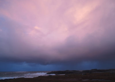 Morning storm, Uig, Isle of Lewis