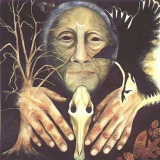 La Huesera, the Bone Woman