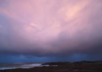 Morning storm, Uig, Isle of Lewis