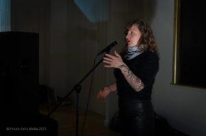 Sophie McKeand photo winter 2015
