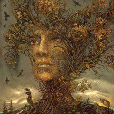 The re-enchantment of psychology: or, why we are not imagining myth, but myth is imagining us