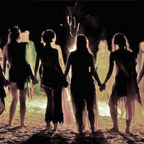 The mythology of women working together